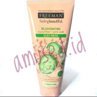 [FullTube] Freeman Mask Cucumber and Pink Salt