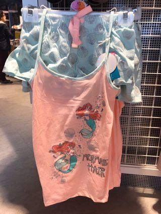 小魚仙睡衣套裝
