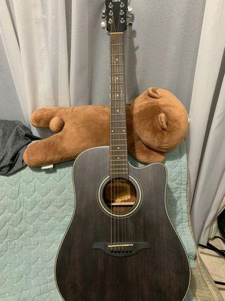 Acoustic Guitar with Guitar Bag