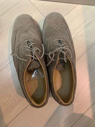 men smart casual shoes 猄皮