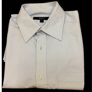 【二手】G2000長袖襯衫-淺藍15