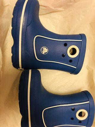 Authentic Crocs rain boots rainboots
