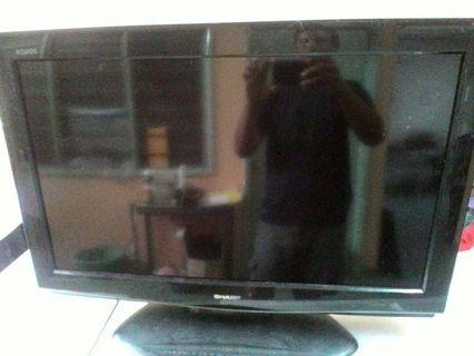 Tv 32 inch Lcd Sharp Aquos Full HD
