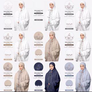 Siti Khadijah Authentic Bunga Raya