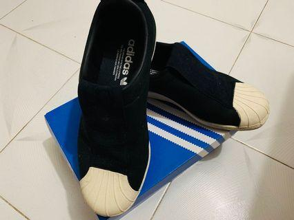 Adidas women superstar Stan Smith slim sporty shoes 運動鞋