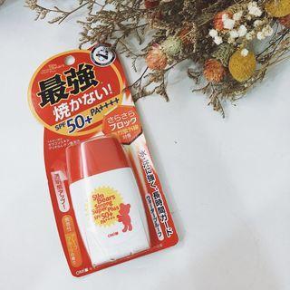 日本購入 日本近江兄弟紅蓋防曬