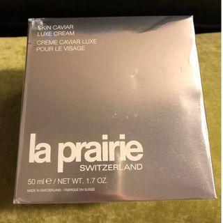 限時優惠⏳La prairie skin caviar luxe cream 50ml 萊珀妮 萊珀妮 魚子精華瓊貴面霜