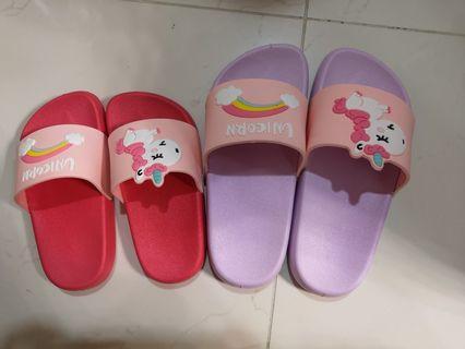 Brand new pony slipper