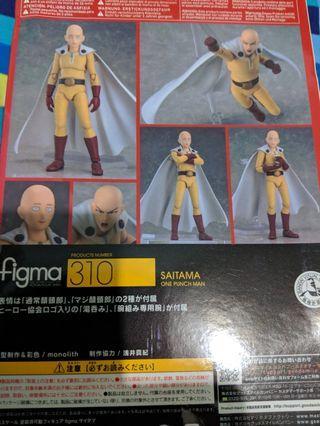 🚚 Figma saitama one punch man