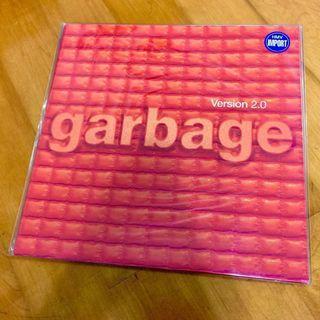 Garbage - Version 2.0 1998 first press LP 初版黑膠唱片