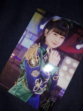 HKT48 AKB48 意志 松岡花封入