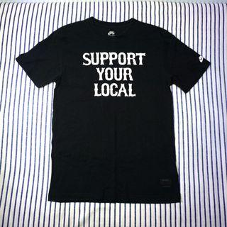 "Nike SB ""SUPPORT YOUR LOCAL"" Tee"