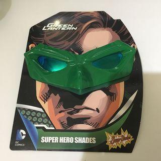 🚚 「綠光戰警趣味眼鏡」