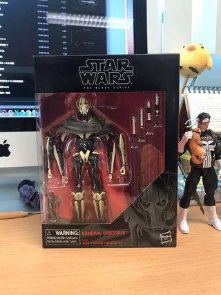 Star Wars Black Series General Grievous