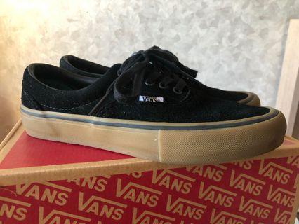 Vans Era Pro Suede Black Gum ORI