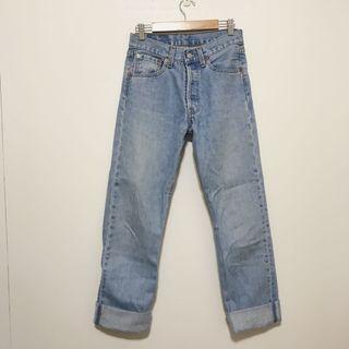 Levis 501 牛仔褲