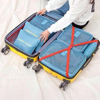6 in 1 travelling bag
