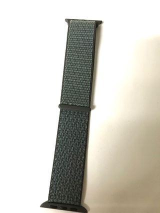 100% Apple Orignial Apple Watch 40mm Sport Loop / blue