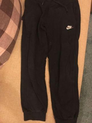 Nike cotton jogger 棉褲