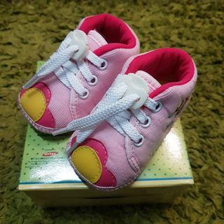 [3~9 MTHS] LOONEY TUNES BABY BOOTEES - GIRL ( 675430176N )