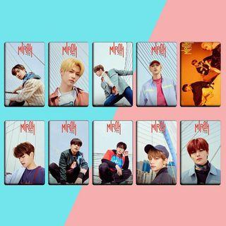Stray Kids Clé 1 : MIROH Sticker Card