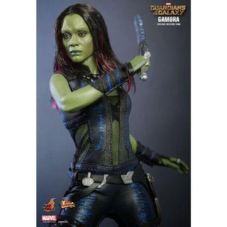 "Hot Toys ""Guardians of the Galaxy"" Gamora"