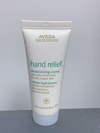 Aveda Hand Relief Cream手霜40ml