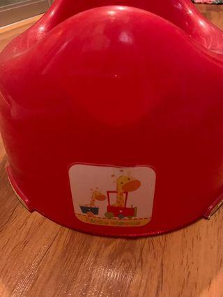 MOTHERCARE Preloved Red Potty