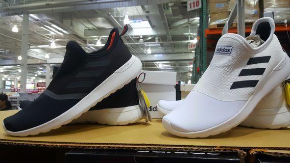 ADIDAS愛迪達 LITE RACER系列男休閒鞋 英國尺寸:7.5~10.5-吉兒好市多COSTCO代購
