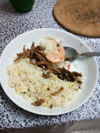 Sambal Ikan Bilis Crunchy Berapi