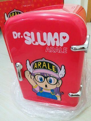 全新Dr.SLUMP ARALE迷你冷暖雪柜(小雲特別版)Mini Cooler and Warmer
