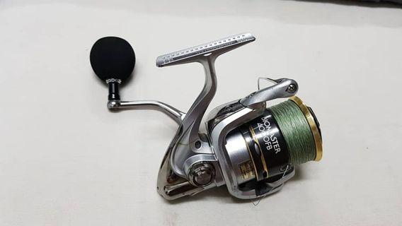 (7.5.19) Shimano Biomaster Reel 4000fb
