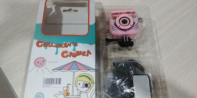 兒童防水action cam