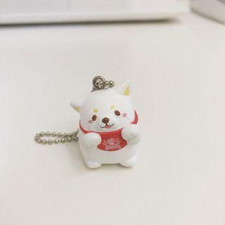 日本扭蛋可愛柴犬