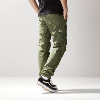 Carhartt WIP Aviation Pant 草綠 Rover green Cargo troop pants