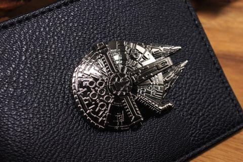 Millennium Falcon wallet