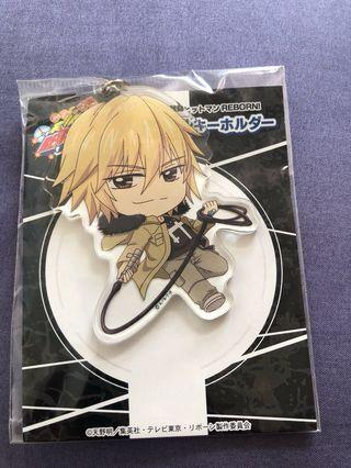 katekyo hitmat reborn khr - Official chibi dino acrylic key holder
