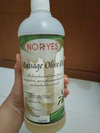 NORYES MASSAGE OLIVE OIL