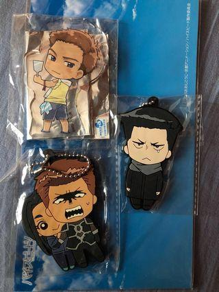 yuri on ice official items set