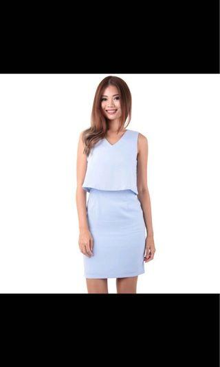 MGP Blue Dress