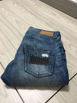 Blue Heroes舊版牛仔褲