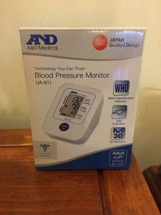 日本製電子血壓計