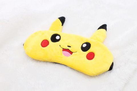 Pikachu Eye Mask