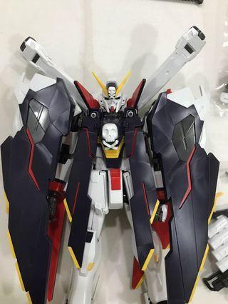Crossbone Gundam Full Clothe MG