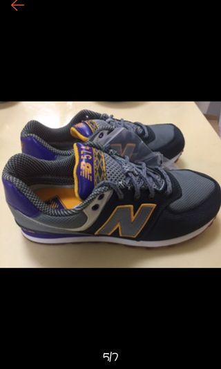 全新正品 New Balance 574 大童 成人運動鞋 尺寸 23公分