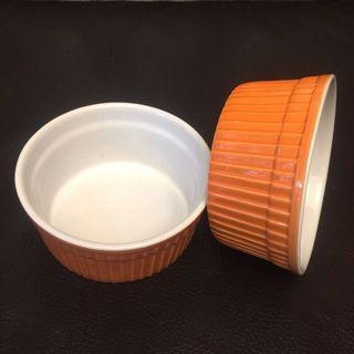 生活工場點心沾醬兩用烤缽 烤皿 湯碗 冰淇淋 烘焙用品 (直徑11cm)