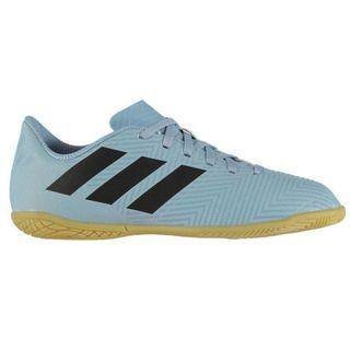 Adidas Nemeziz Messi Tango 18.4 Childrens Indoor Football Trainers size UK10 (EUR 28)