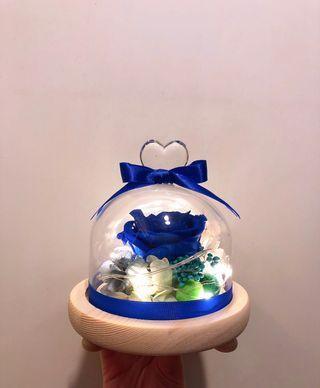永生花玻璃罩(打折中)
