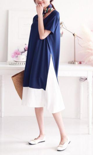 Brand new Plus size Korea dress loose fit XL