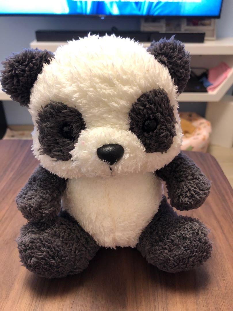 可愛小熊貓